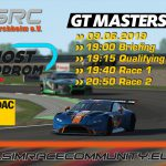SimRacing GT Masters, GT3 Simulation