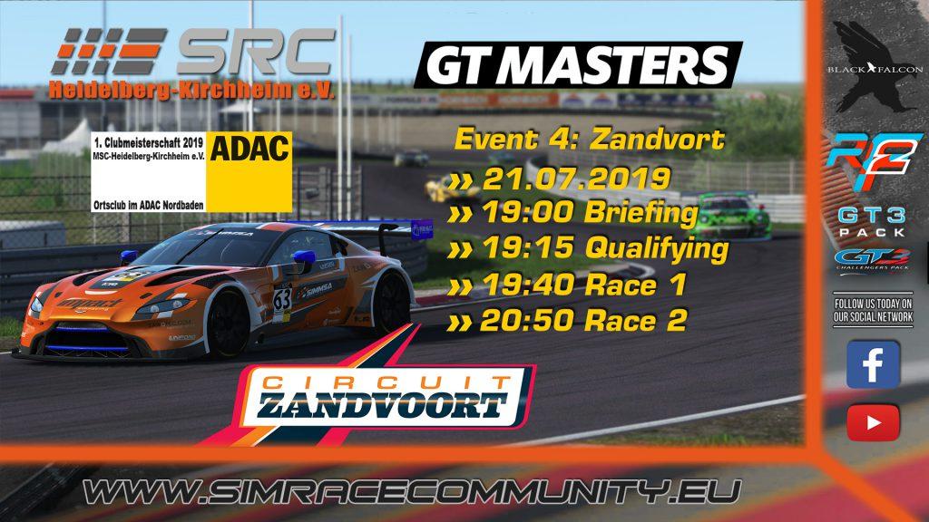 SimRacing GT Masters