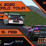 SimRacing GT3 WorldTour