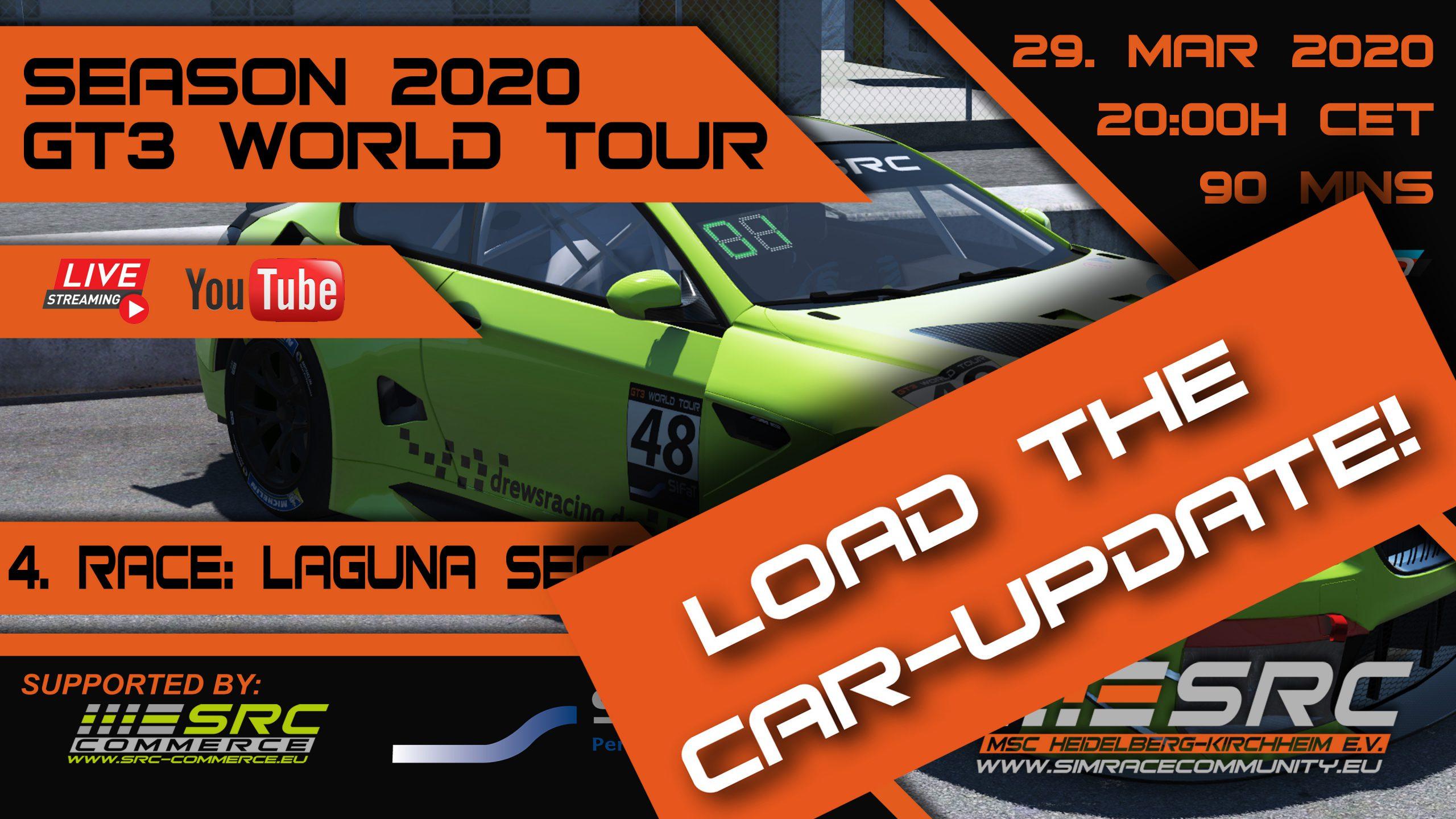 car update GTW2020 Simracing