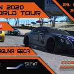 SimRacing GT3 World Tour, Simulation, Community, Laguna Seca