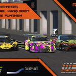 SimRacing GT3 World Tour, Simulation, Community, Montreal, Canada