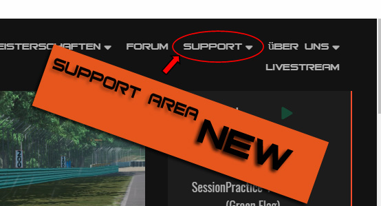 Support rfactor2 Crew Chief Steam Simracing