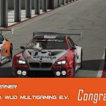Silverstone Digital World Challenge Results