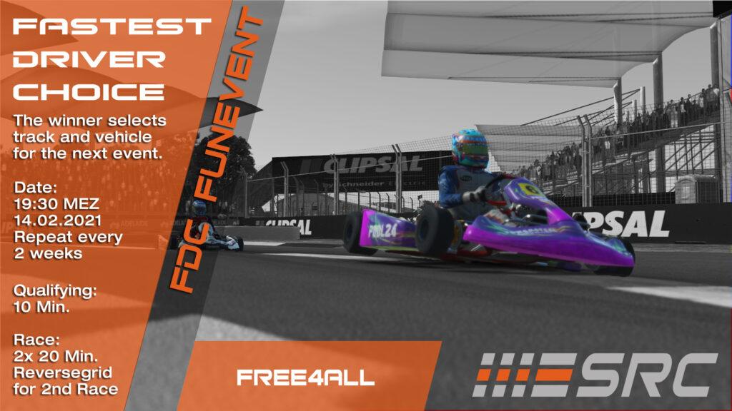 Fastest Driver Choice